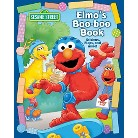 Elmo's Boo-Boo Book (Hardcover)