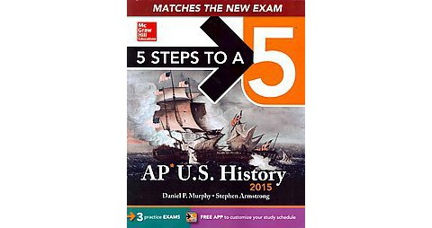 5 Steps to a 5 AP Chemistry, 2015 Edition (5 Steps to a 5 on the Advanced Place