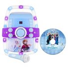 Frozen Flashing Light-UP Karaoke - Multicolor (65827)