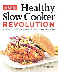 Healthy Slow Cooker Revolution (Paperback)