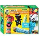 Super Simple Crafts: Socksations! ( Pbs Kids) (Hardcover)