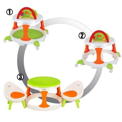 Combi Go & Grow Walker, Table & Chairs