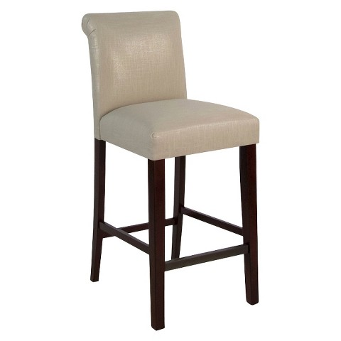 "Rollback Gauze 25"" Counter Stool Hardwood - Skyline"