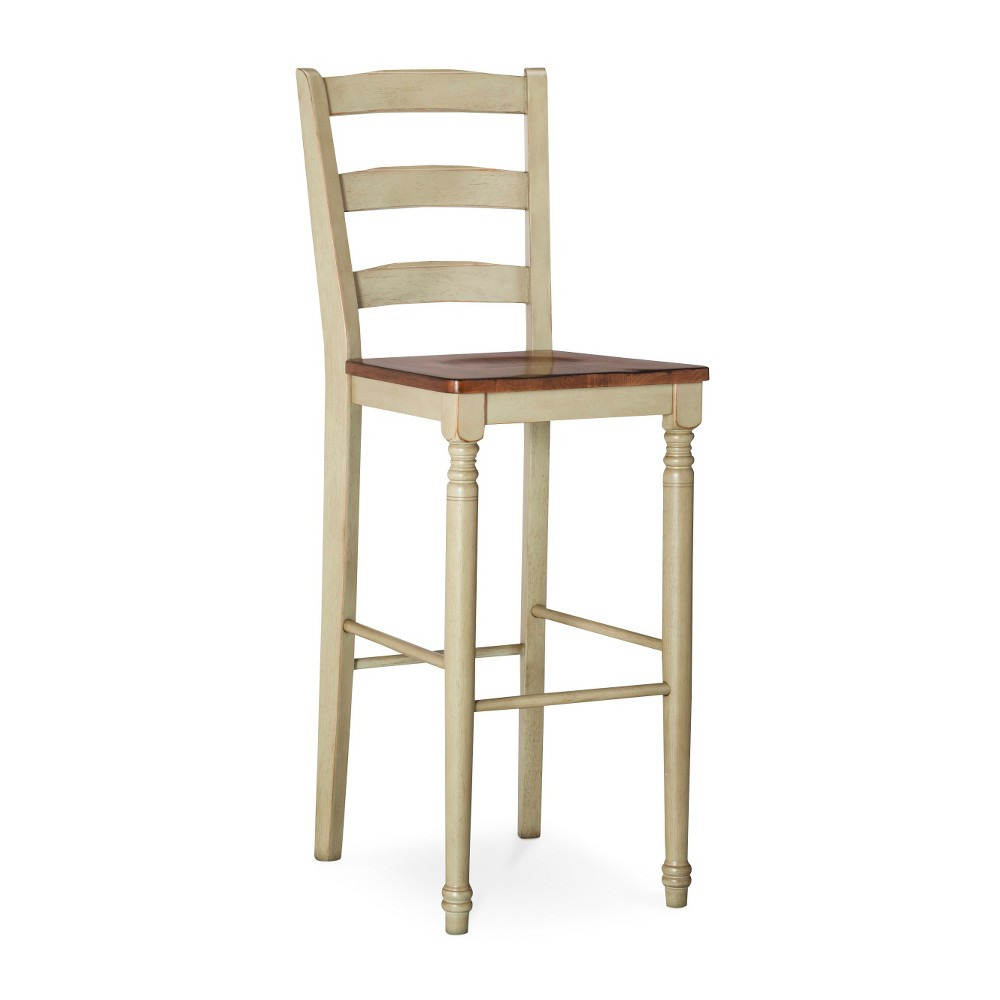 Mulberry Distressed Two Tone 30 Quot Barstool