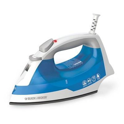 BLACK + DECKER Easy Steam Iron