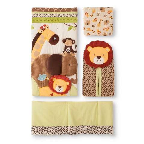 Kulala 4pc Crib Bedding Set