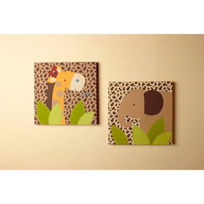 Kulala 2pc Wall Decor