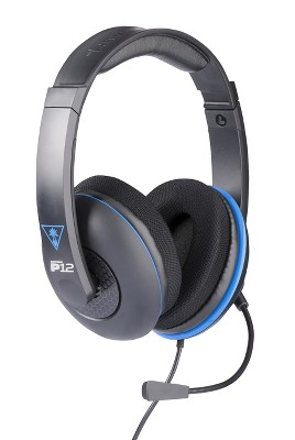 Turtle Beach Ear Force P12 Wired Headset (PlayStation 4)