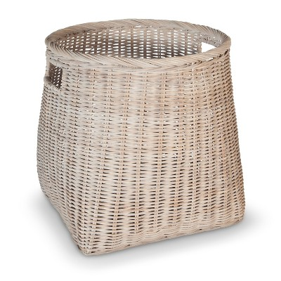 Smith & Hawken™ Woven Decorative Basket - Gray