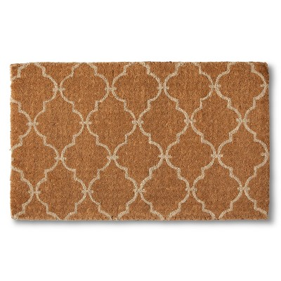 Smith & Hawken® Door Mat 18x30 - Lattice Pattern