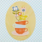 Teacup Wall Plaque