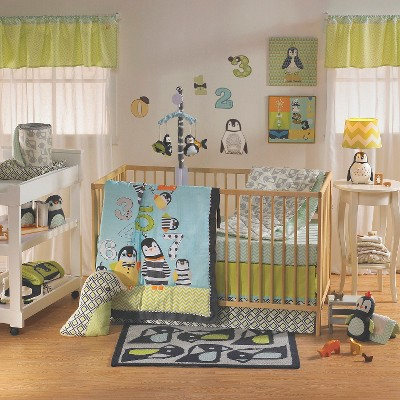 Phinley 4 pc Crib Bedding Set