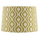 Extra Large Droplet Tie Lamp Shade - Gully Gold