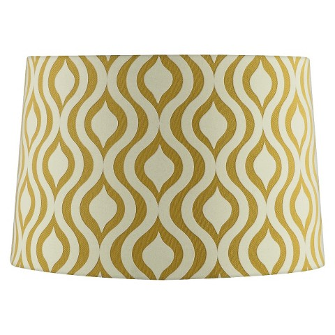 extra large droplet tie lamp shade gully gold product details page. Black Bedroom Furniture Sets. Home Design Ideas