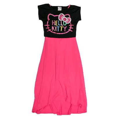 Hello Kitty Girls' Maxi Dress