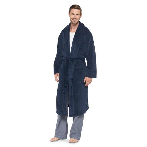 Hanes® Men's Cozy Robe