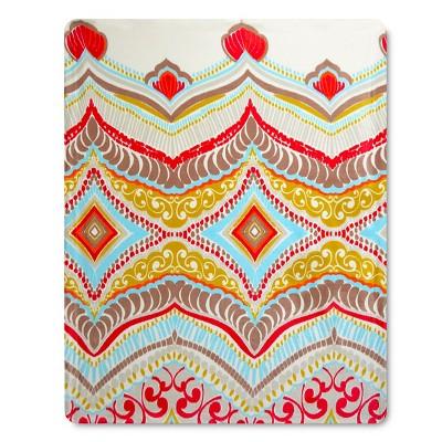"Boho Boutique Utopia Throw Blanket - Multi-Colored (50""X60"")"