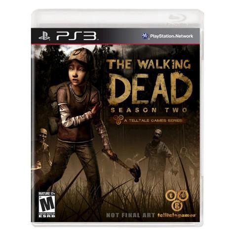 The Walking Dead: Season 2 - A Telltale Games Series (PlayStation 3)