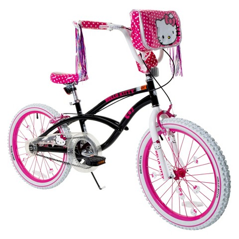 hello kitty bikes