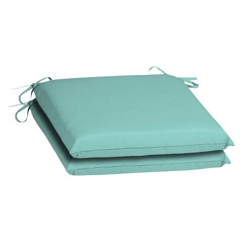 2 Piece Outdoor Seat Cushion Room Essentials™ Tar