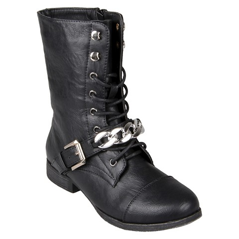 Kohl's (1,) Target () Groupon () Walmart () Belk () MORE + Top Women's Shoes brands Add chic footwear to your wardrobe with these cute boots by Journee Collection. These boots feature manmade leather and slouchy sh.