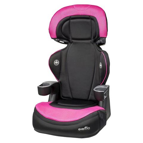 Evenflo ProComfort Amp LX Booster Seat