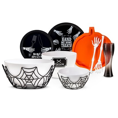 Image of Halloween Serveware Collection