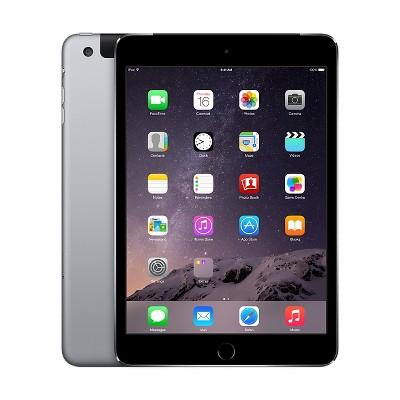Apple® iPad Mini 3 Wi-Fi + Cellular 16GB - Space Gray