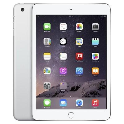 iPad Mini 3 Wifi 128GB Silver