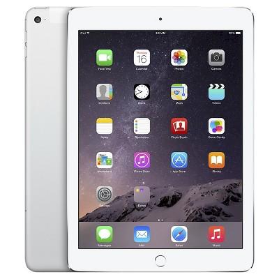 iPad Air 2 Cellular 128GB Silver