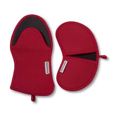 Kitchenaid potholder and oven mitt set target - Kitchenaid oven gloves ...