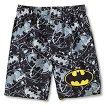 Toddler Boys' Batman Swim Trunks