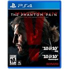 Metal Gear Solid V: The Phantom Pain (PlayStation 4)