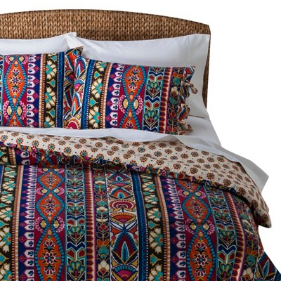 Mudhut™ Talavera Comforter Set - Multicolored (King)