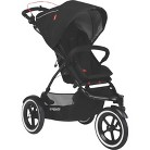 phil&teds Navigator Inline Stroller - Black