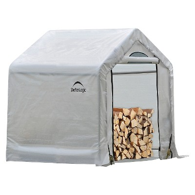 Shelter Logic 3-In-1 Storage Shed