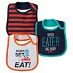 Just One You™Made by Carter's® Newborn Boys' 3 Pack Car Bib Set