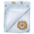 Baby Blanket Just One You Good Fellow Blue