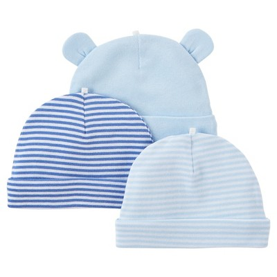 Bodywear And Headwear Sets J.O.Y Carolina Blue 3 Pc