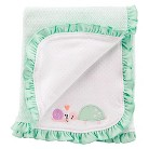 Just One You™Made by Carter's® Newborn Girls' Turtle Blanket