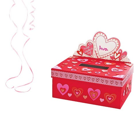 Valentine 39 S Day Heart Decoration Kit Assorted Target