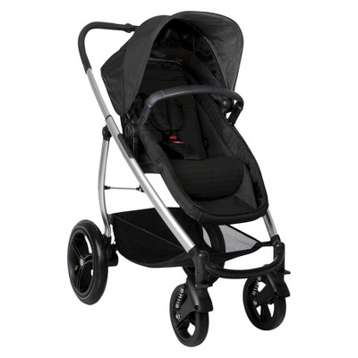 phil&teds Smart Lux Stroller - Black