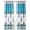 "Boho Boutique™ Himalaya Lined Curtain Panel - Multicolored (42x84"")"