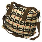 Orla Kiely Overnighter Large Cars - Multicolor