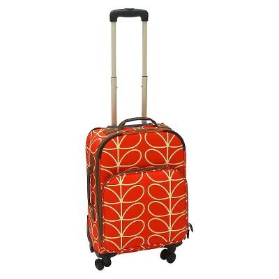"Orla Kiely Roller Leaf - Orange (21"")"
