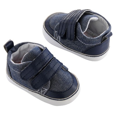 Just One You™Made by Carter's® Newborn Boys' Chambray Sneaker NB
