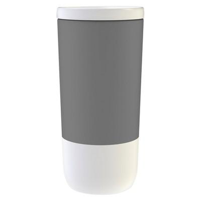 Ello Reese Coffee Tumbler Grey 14oz
