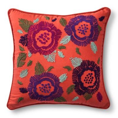 Garden Dec Pillow Multicolor - Boho Boutique™