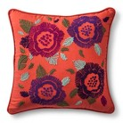 Boho Boutique® Garden Dec Pillow - Multicolored