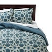 Threshold™ Tile Flannel Duvet Cover Set